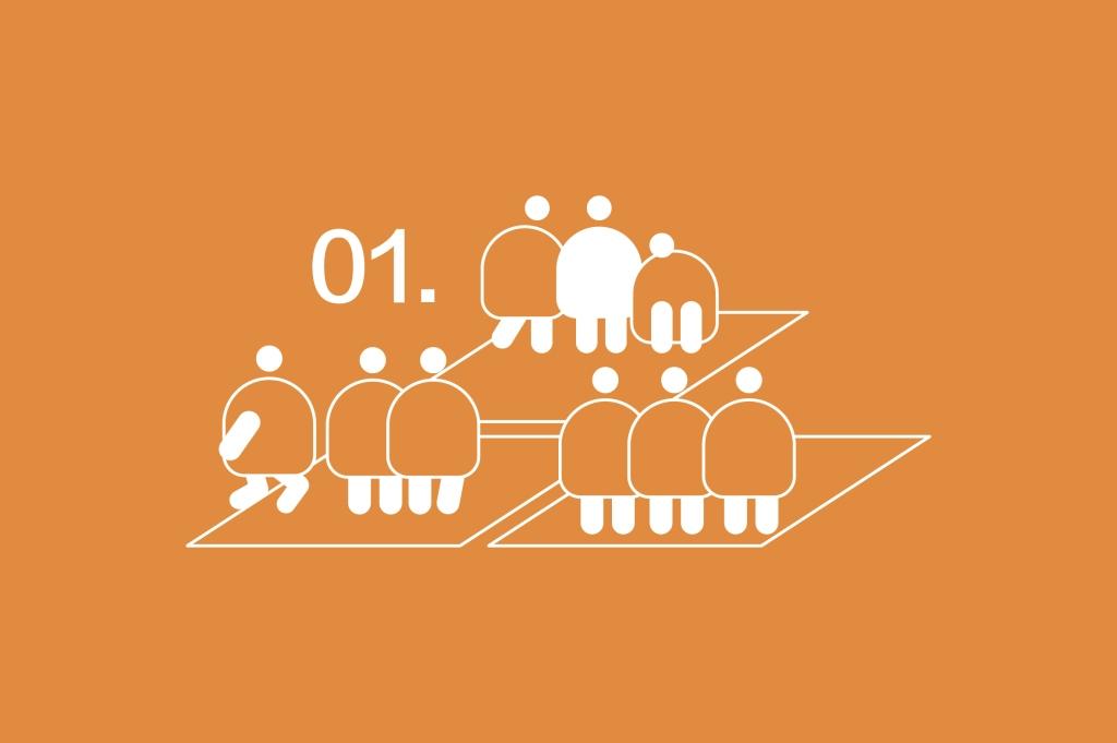 STEP 1 | 確認組數-來做設計畢業展規劃
