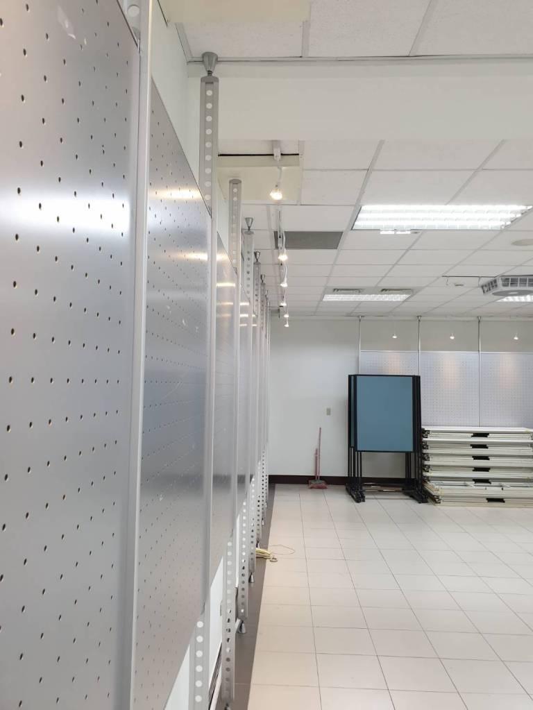 畢業展設計 亞東技術學院有庠大樓