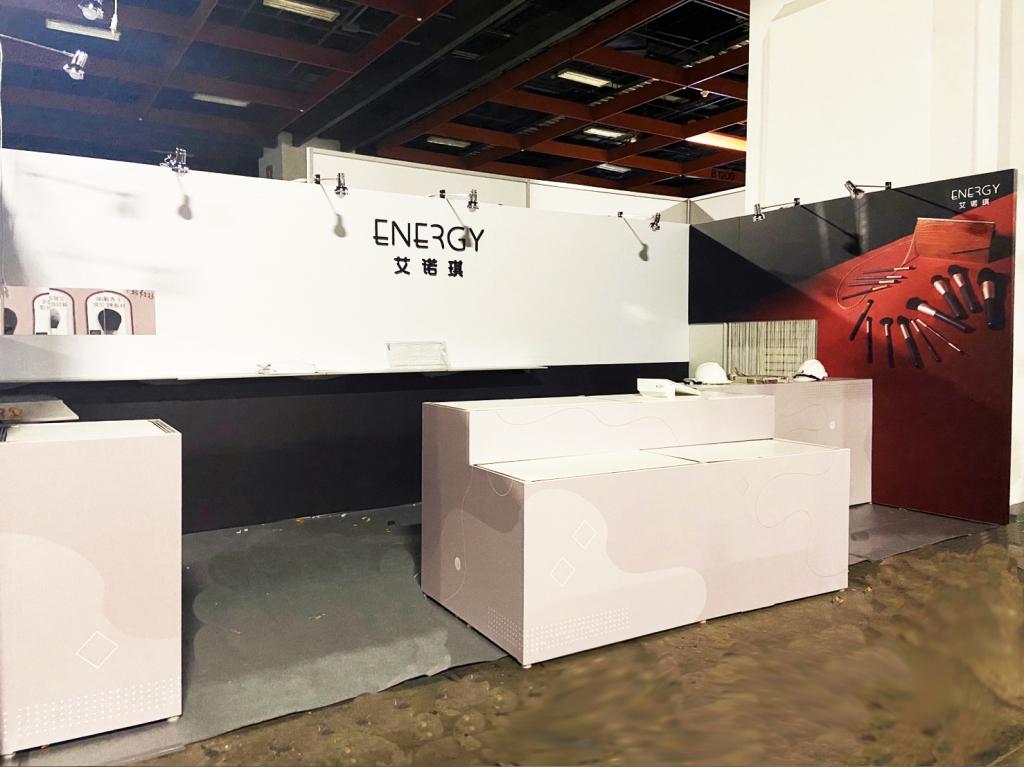 展場攤位設計 進場施工 輸出完工