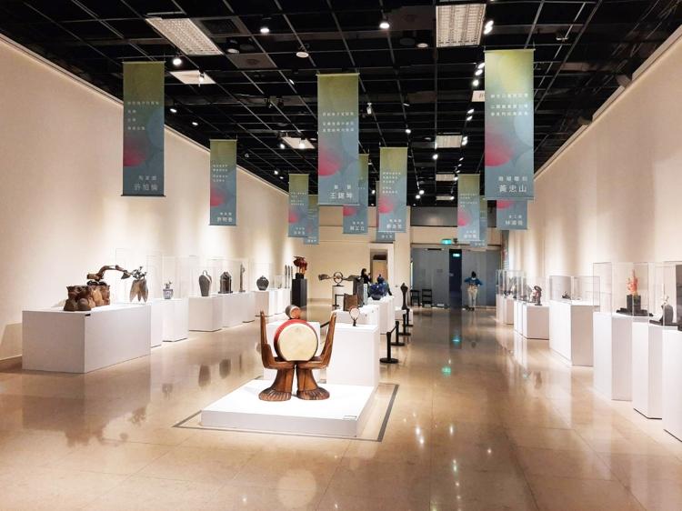 藝術展覽 工藝之華新北市臺灣工藝之家聯展