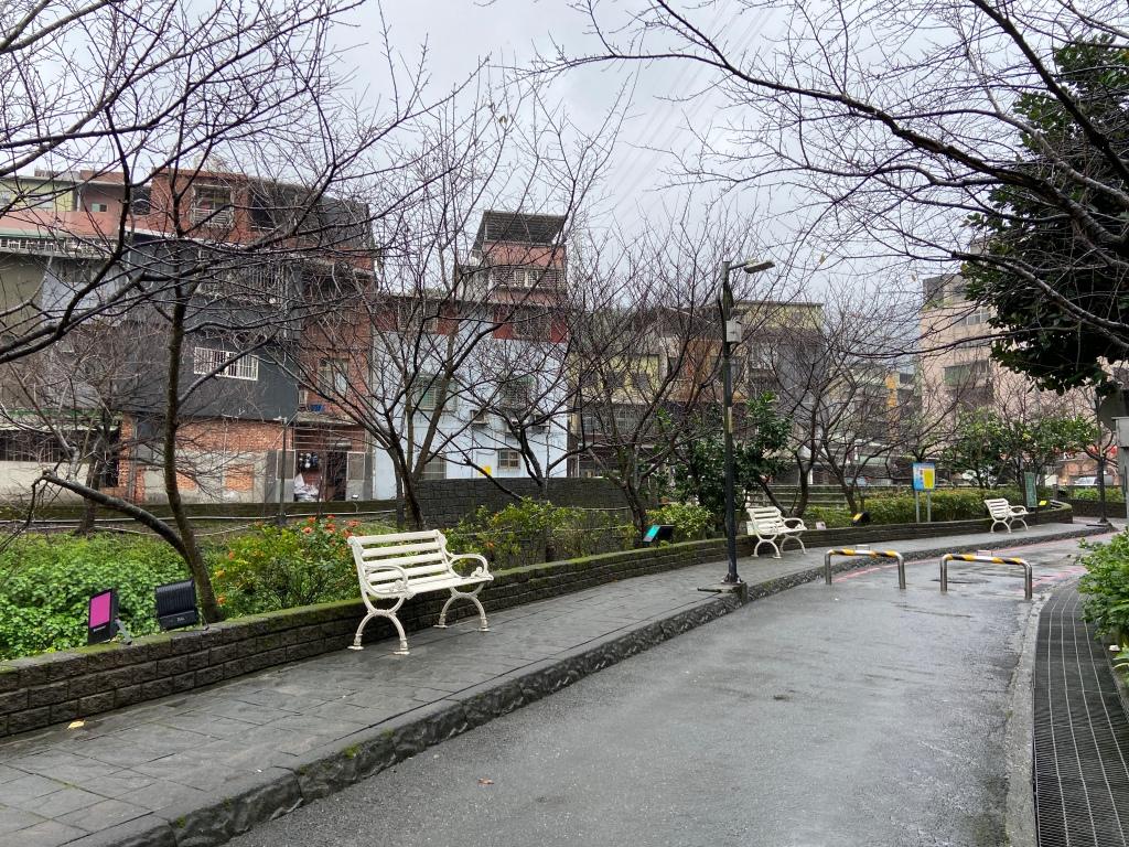 戶外展覽 汐止櫻花季場勘照