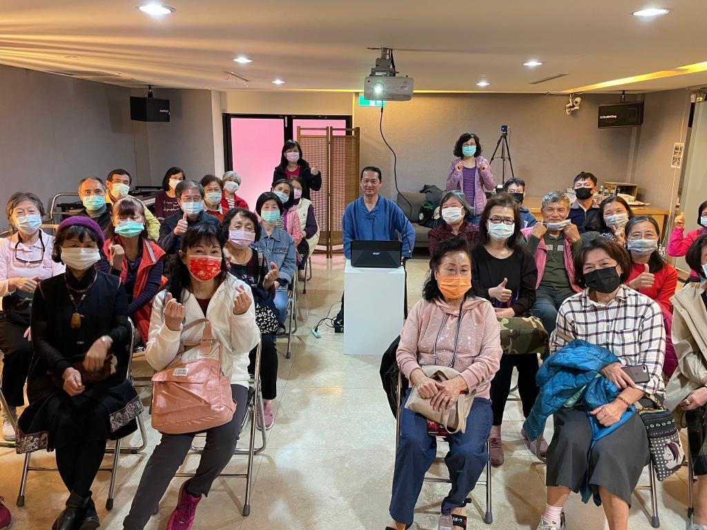3/13工藝之華推廣活動14:00-15:00-吳明儀老師
