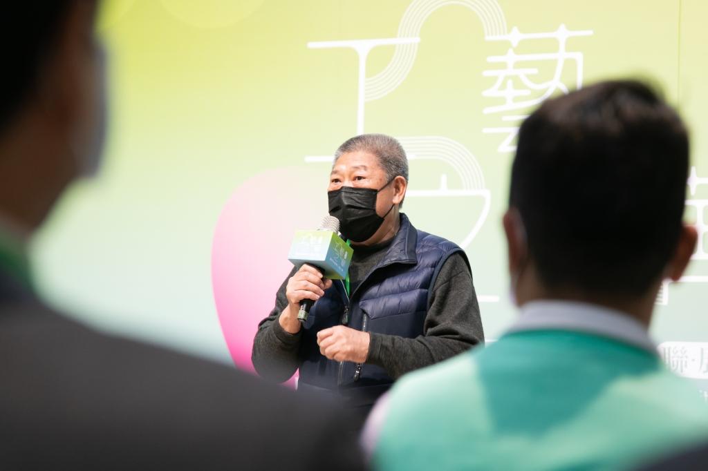 藝術展覽 工藝之華 新北市臺灣工藝之家聯展 開幕活動